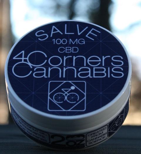 4 corners salve