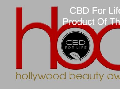 cbd for life hollywood beauty awards