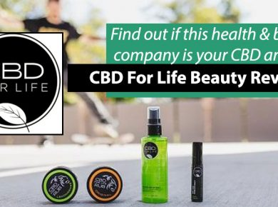 CBD For Life Skin Care Review