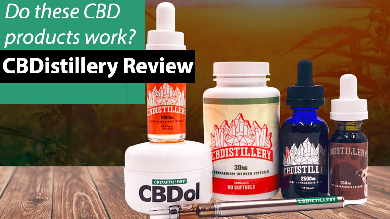 CBDistillery Product Reviews