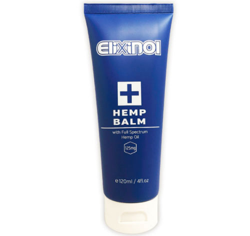 Elixinol Hemp Topical Balm