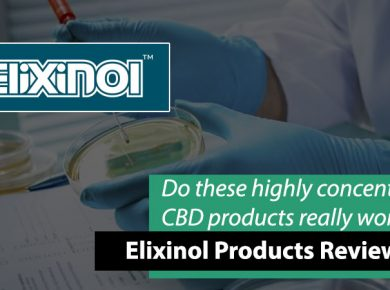 Elixinol Reviews