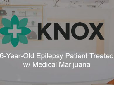 Epilepsy Patient Medical Marijuana