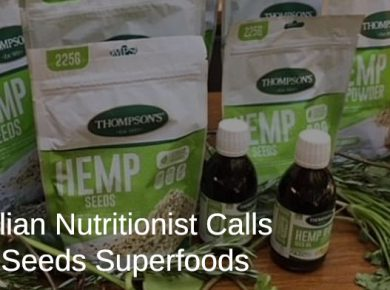 hemp seeds superfoods