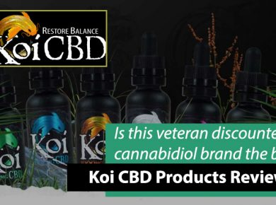 Koi CBD Vape CBD Oil Reviews