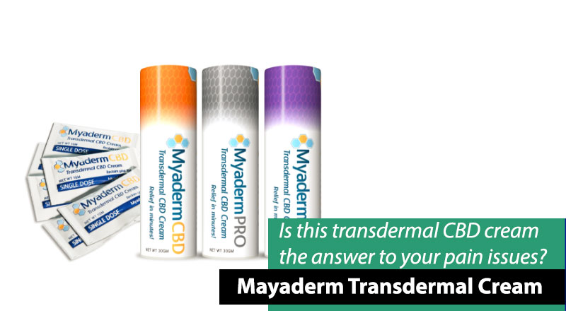 Myaderm Transdermal Creams