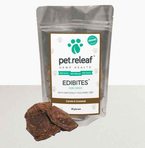 pet releaf CBD treats