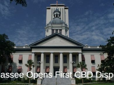 Tallahassee Opens First CBD Dispensary