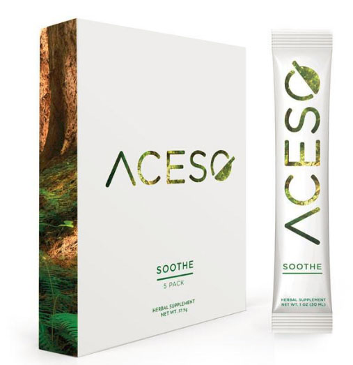 aceso soothe beverage powder