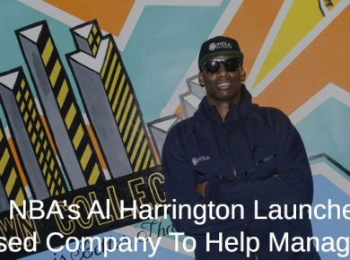 al harrington wellness cbd