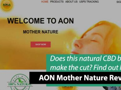 AON Mother Nature products
