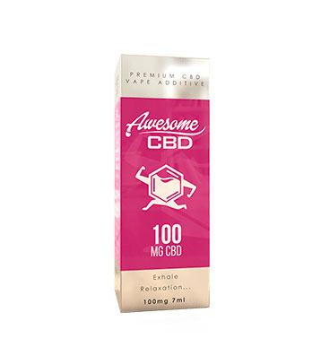100mg vape additive