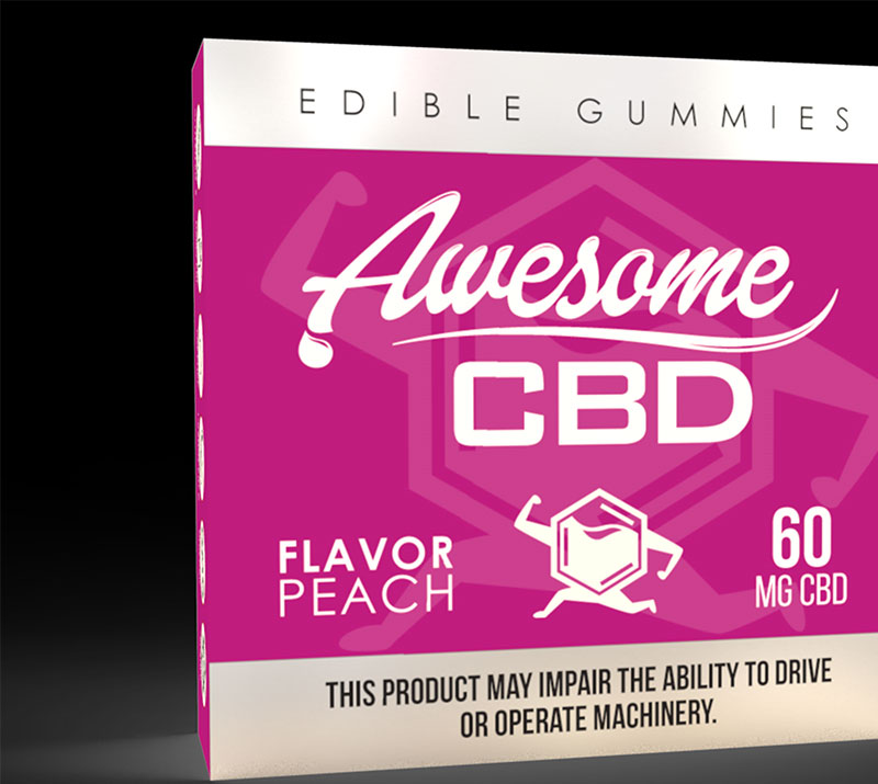 awesome cbd gummies 60 mg