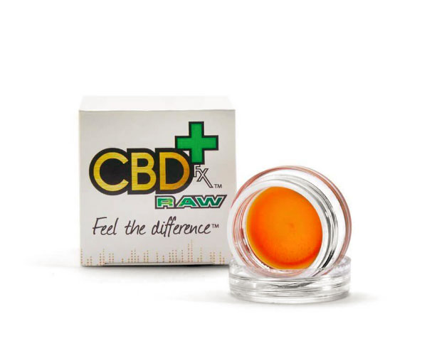 cbdfx concentrated dab wax 300mg