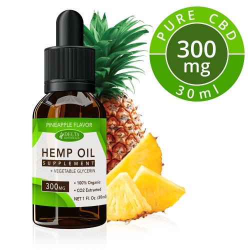 delta botanicals 300mg hemp oil