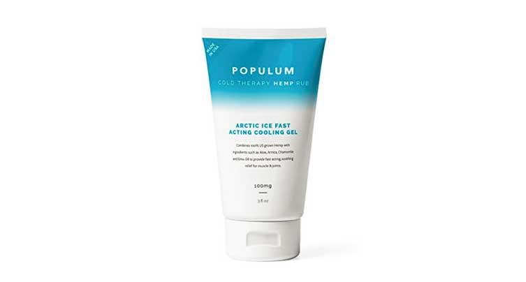 populum cold therapy hemp rub review