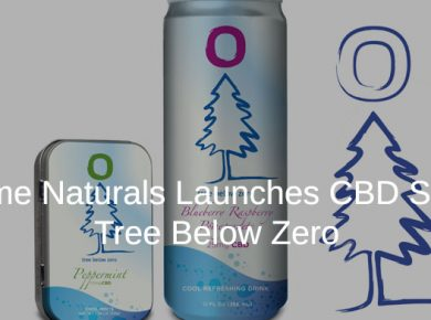Acme Naturals Tree Below Zero cbd soda