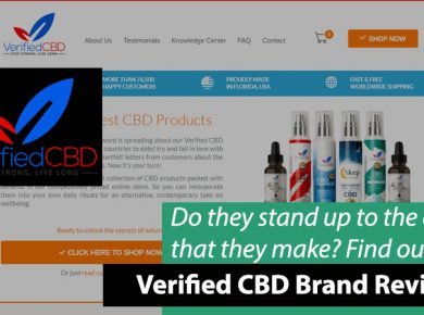 verified cbd oil review