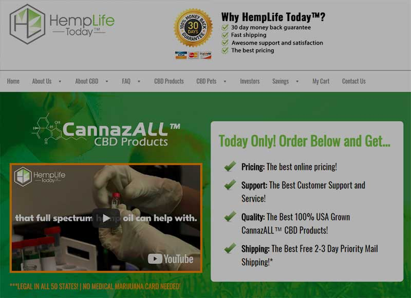 Hemplife Today Review
