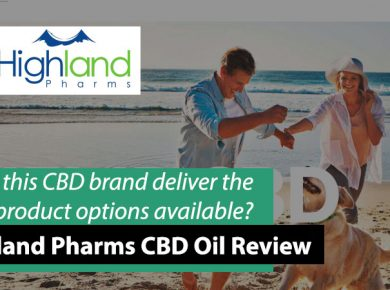 Highland Pharms CBD Oils