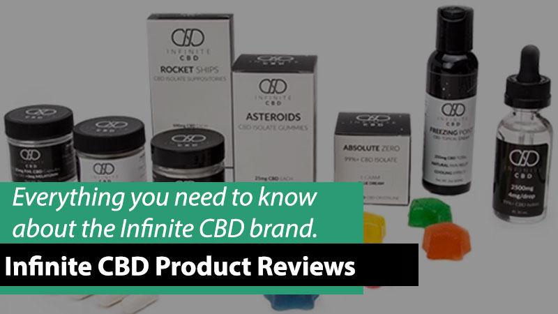 infinite cbd products