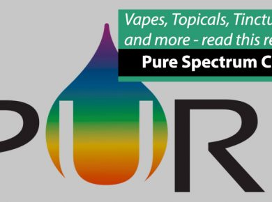 pure spectrum review