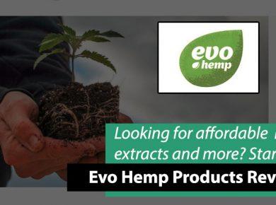 evo hemp products