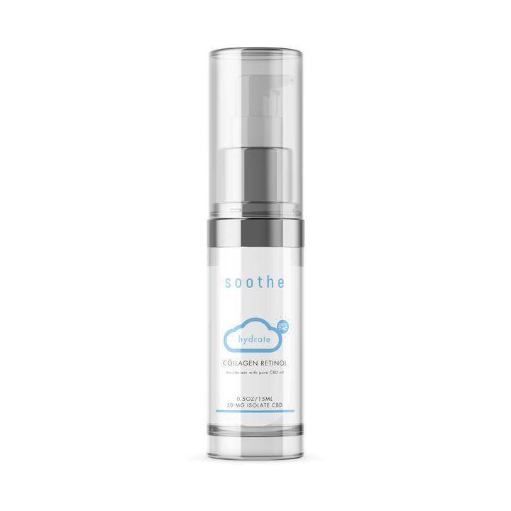soothe collagen retinol lotion