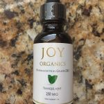 joy organics tranquil mint 250mg