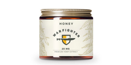 warfighter clover honey