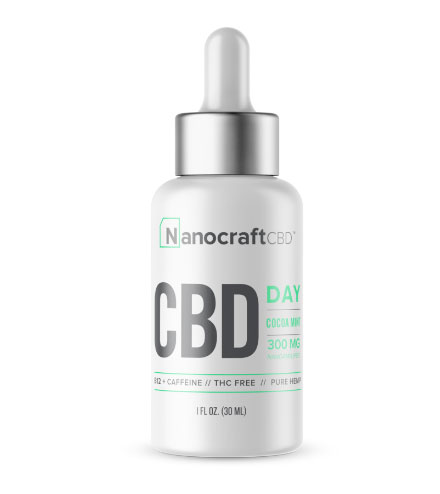 Nanocraft Day Time CBD
