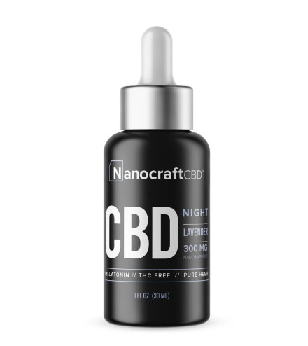 nanocraft night cbd oils