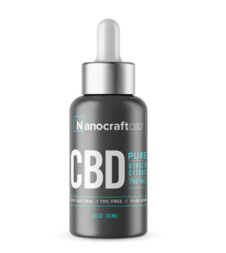 nanocraft pure cbd oil