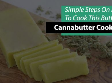 cooking cannabutter