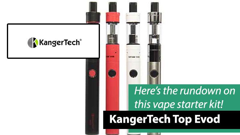 Kangertech Tech Evod Starter Kit