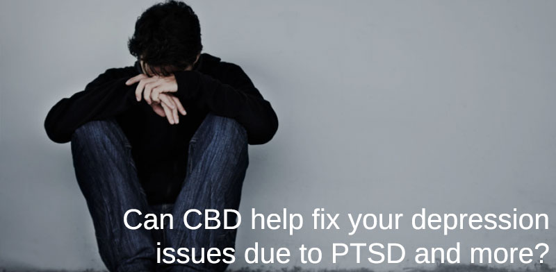 CBD and Depression issues