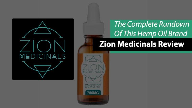 Zion Medicinals