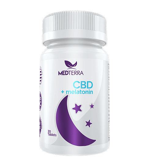 Medterra CBD Sleep Tablets