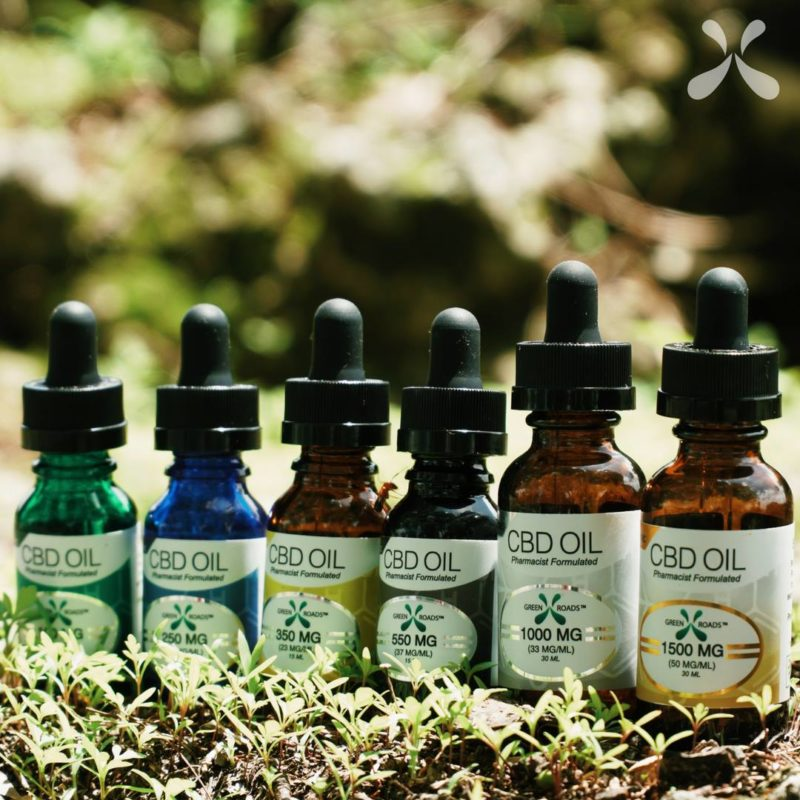 Green Roads Tinctures