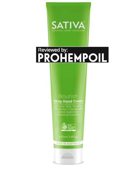 Hand Cream by Sativa