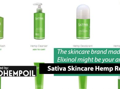 Sativa Skin Care Review