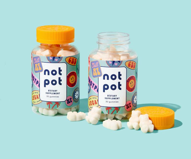 Not Pot Gummies