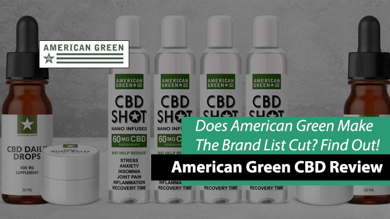 American Green CBD Oil Co.