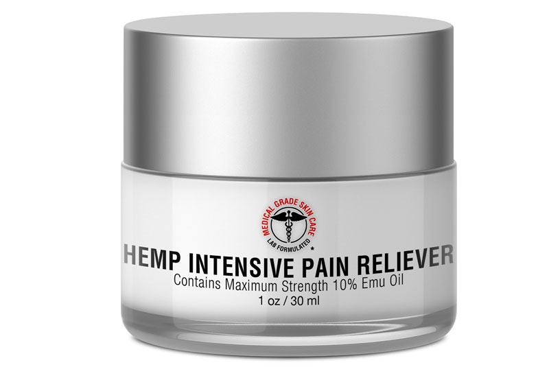Skinpro hemp pain cream
