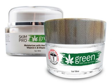 SkinPro CBD Hemp Oil Cream