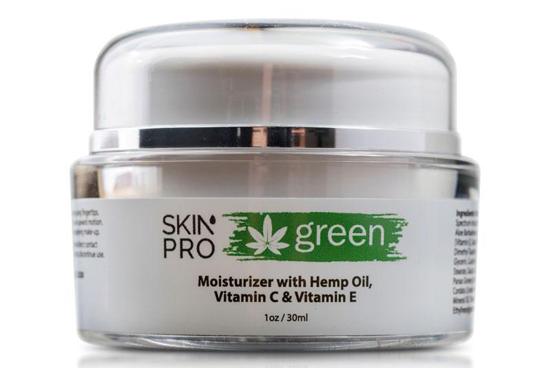 Skin Pro CBD Moisturizer