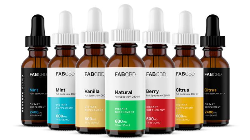 fab cbd tinctures