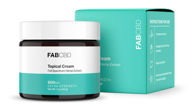 Fab Topical Cream