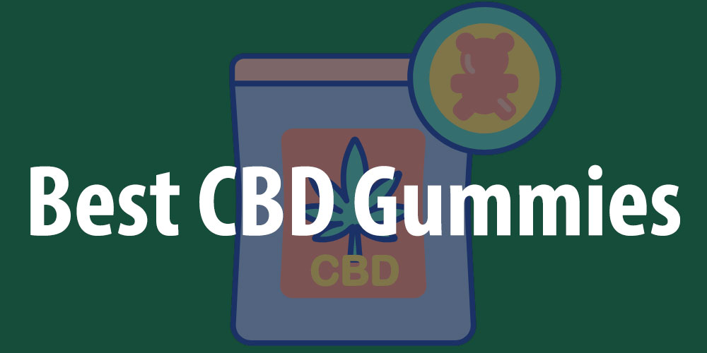 Pack of CBD Oil Gummies