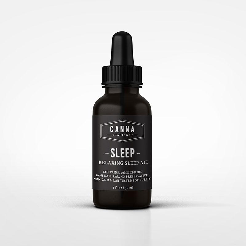 Canna Trading Sleep CBD Tincture